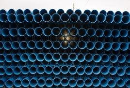 Обсадные трубы нПВХ: назначение и применение.